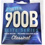 ボサノバギター弦 La Bella(ラ・ベラ) 900B 黒弦アメリカ製