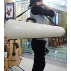 バイオリンケース バニラホワイト色 防水・最軽量クラスハードケース
