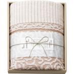 今治謹製 紋織タオルタオルケット(木箱入)ピンク タオルケット IM8038 快気祝い お見舞い 御見舞い