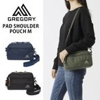 ���쥴� ���������Хå� PAD SHOULDER POUCH M ��3���� �ѥåɥ������� �ݡ��� 65380 ��� ��ǥ����� GREGORY