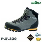 ショッピング登山 SIRIO(シリオ) P.F.330【oxtosシューズケース付】【登山靴/トレッキング/シューズ/ハイキング】
