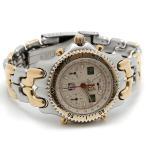 タグホイヤー セナモデル クロノグラフ CG1123-0 メンズ 腕時計 中古