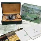 ロレックス GMTマスター 16700 ブラックベゼル メンズ 腕時計 国内ロレックス購入品 ROLEX 美品
