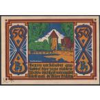 ドイツ ノートゲルド(緊急貨幣) 50 pfenning 1920年代初頭 未-