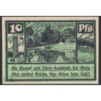 ドイツ ノートゲルド(緊急貨幣) 10 pfenning 1920年代初頭 未-