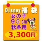Disney(ディズニー) 福袋 子供服 サイズ:95 (SALE セール)【disney_y】 女の子95cm秋冬用3 ミニーマウスほか