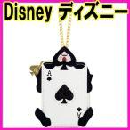 ディズニー トランプパスケース黒  (アコモデ)Accommode (ディズニー)Disney ふしぎの国のアリス/クラシック トランプパスケース(ブラック)