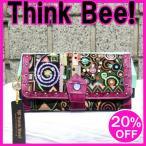シンクビー財布Think Bee! ThinkBee!クリムトスペシャル長財布 Think Bee! (シンクビー!)659201
