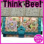 シンクビー財布Think Bee! ThinkBee!クリムトスペシャル長財布 Think Bee! (シンクビー!)659202