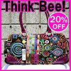 シンクビーバッグThink Bee! (シンクビー!)クリムトスペシャル ショルダーバッグ659501