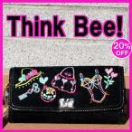 シンクビー財布Think Bee! ThinkBee!『プレゼント』長財布8781