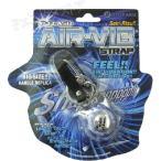 ショッピング携帯ストラップ Pフラッシュ 携帯ストラップ エアバイブ P-FLASH AIR-VIB STRAP PF-KR-K