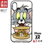 グルマンディーズ トムとジェリー IIIIfit iPhoneXR 6.1インチ 対応ケース サンドイッチ tmj-31a