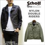 【春モデル】ショット ナイロンダブルライダース(Schott NYLON DOUBLE RIDERS)