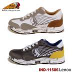 INDIAN(インディアン) ランニングシューズスタイルのメンズスニーカー「Lenox」ウォーキング ランニング  通学シューズ 疲れにくい靴 ホワイト グレー