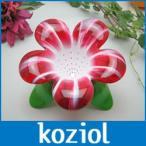 茶こし ほっと一息。かわいい〜!お花でティータイム