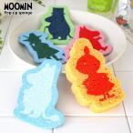 メール便 可 ポップアップ スポンジ 型抜き MOOMIN ムーミン 全5種