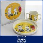 ショッピングイッタラ 子供用食器 ムーミン チルドレンセット ロールプレイ イッタラ アラビア