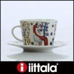 iittala  イッタラ Taika  タイカ  コーヒーカップ&ソーサー  /  ホワイト