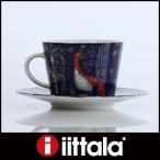 ショッピングイッタラ iittala イッタラ Taika  タイカ  コーヒーカップ&ソーサー / ブルー