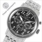 トランスコンチネンツ 腕時計 TRANS CONTINENTS TAQ-4401-05 メンズ セール