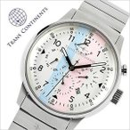 トランスコンチネンツ 腕時計 TRANS CONTINENTS TAQ-6601-02 メンズ セール