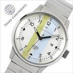 トランスコンチネンツ 腕時計 TRANS CONTINENTS TAR-6602-06 メンズ セール