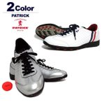 パトリック ゴルフシューズ メンズ ソフトスパイク 牛革 PATRICK PAMIR-CUP G2200 G2204 定番