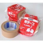 セキスイ 布テープ No.600J 50mm×25m 茶 30巻/ケース