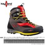 ショッピング登山 [送料無料] KAYLAND ケイランド TAITAN K GORE-TEX 〔登山靴 ゴアテックス メンズ〕 (100グレー):1110044