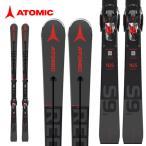 スキー板 アトミック アトミック ATOMIC 20-21 金具付 REDSTER S9i + X 12 GW レッドスター SL 基礎 ショート スラローム デモ
