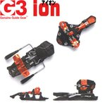 ジースリー G3 スキー ビンディング 金具 [単品] 18-19 2019 ION 12アイオン12  ツアー binding バックカントリー [pt0]