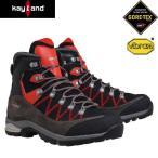 ショッピング登山 KayLand ケイランド 1110014 ファスト ハイク JP (カラー:Red レッド)  トレッキング・登山靴  ゴアテックス・ビブラムソール使用