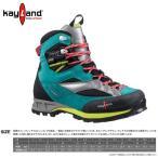 ショッピング登山 [送料無料] KAYLAND ケイランド TAITAN K W's GORE-TEX 〔登山靴 ゴアテックス レディース〕 (550グリーン):1110045