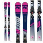 スキー板 ロシニョール ROSSIGNOL 19-20 2020 DEMO BETA Ti NX12 Konect 金具付 デモベータ