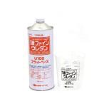 1液ファインウレタンU100 フラットベース(艶調整剤) 0.8Kg缶【1液 油性 日本ペイント】