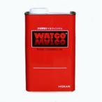 ワトコオイル カラーオイル エボニー W-10 木材専用オイルフィニッシュ 1L【WATCO】