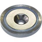マグナ ネオジ磁石プレートキャッチ(皿穴タイプ)(1NCC48RA)