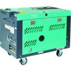 スーパー工業 ディーゼルエンジン式高圧洗浄機SEL−1325V2(防音温水型)(SEL1325V2)