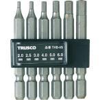 TRUSCO 六角ビット 65L 4.0mm(THBI40)