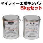 マイティーエポキシパテ 5kgセット (大日本塗料)