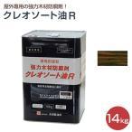 クレオソート油R 14kg (吉田製油所/強力木材防腐剤)