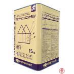 1液ファインシリコンセラUV 白 15K ホワイト【送料無料】日本ペイント 1液外壁用シリコン樹脂塗料(10000130)