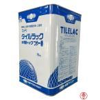 タイルラック水性トップつや一番 白 15K ホワイト【送料無料】日本ペイント 水性艶有塗料(10000257)
