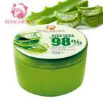 『スキンガーデン』アロエベラ98% モイスチャージェル <br>[集中保湿ケア|韓国コスメ]