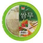 『イルガ』サムム|大根甘酢漬け(350g) 惣菜 韓国おかず 韓国食材 韓国料理 韓国食品
