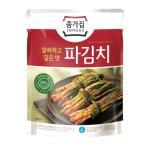 【冷蔵】『宗家』パキムチ|ネギキムチ(300g)■100%韓国産小ねぎ使用 チョンガ 韓国キムチ 韓国おかず 韓国料理 韓国食材 韓国食品