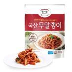 【冷蔵】『宗家』ムマルレンイ|切干大根キムチ(200g) チョンガ 韓国キムチ 韓国おかず 韓国料理 韓国食材 韓国食品