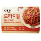 [冷凍]『アッシ』トラジ(キキョウ)キムチ(200g) 惣菜 甘辛 韓国おかず 韓国料理 韓国食品