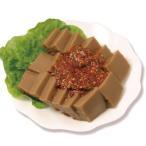 【冷蔵】『自家製』ドトリムック|ドングリコンニャク(400g) こんにゃく 惣菜 韓国おかず どんぐり 豆腐 韓国料理